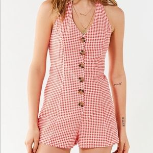 Urban Outfitters Romper NWT